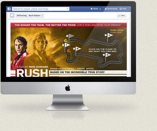 kc web design kent - Rushracer